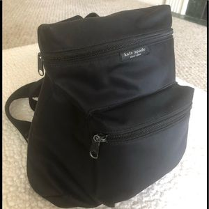 Kate Spade small backpack.   Final price